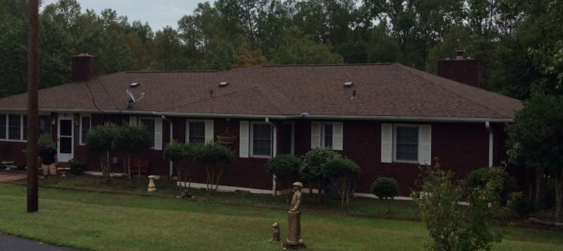 columbia sc roofing cracked shingles