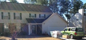 Columbia Sc roofing flashing problems