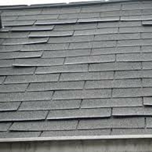 cupped roof shingles in Lexington