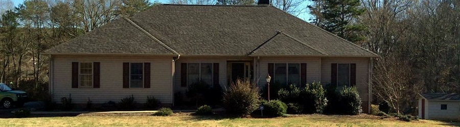 hail damage East Chester SC roofing