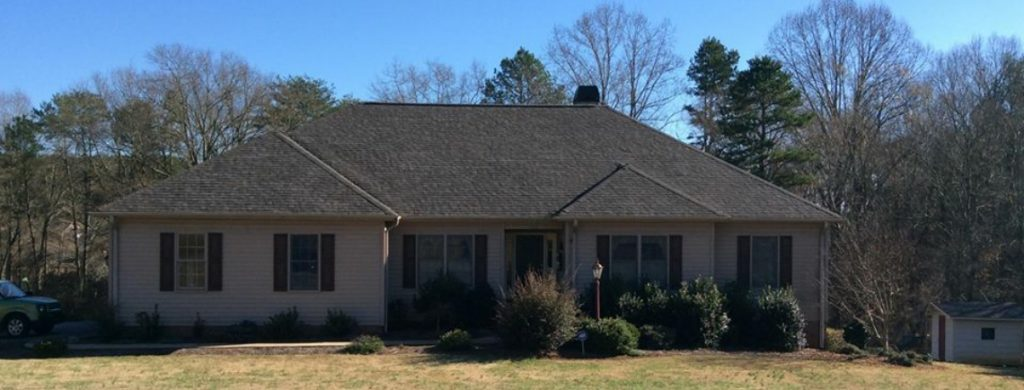 Hail Damage Roof Replacement In Columbia Sc