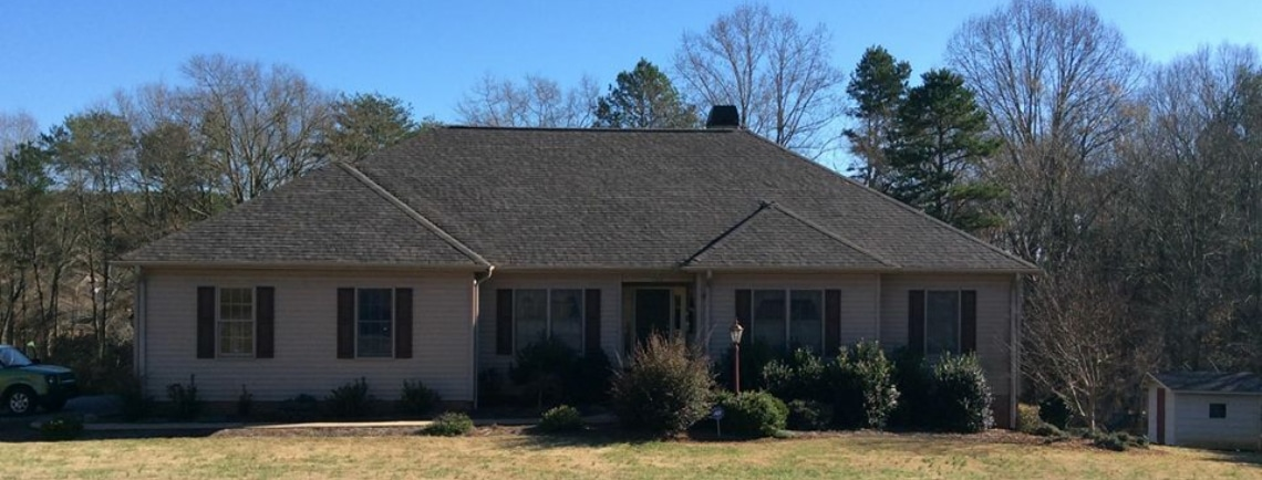 hail damage Columbia SC roofing