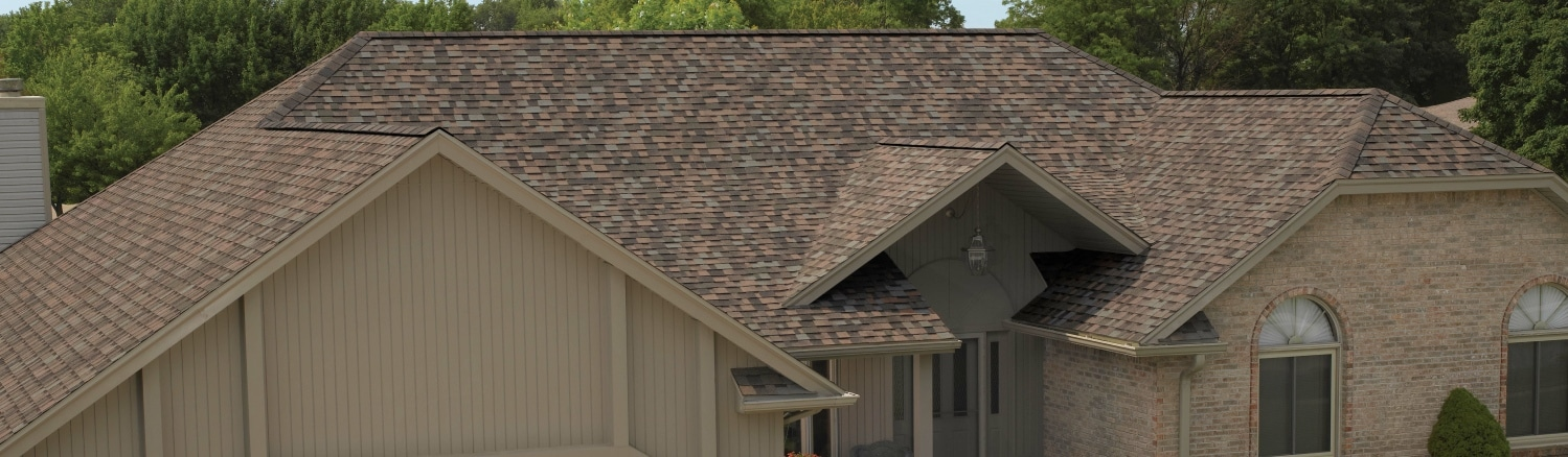 owens corning duration shingles on a roof in south carolina